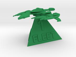Breen - 1st fleet in Green Processed Versatile Plastic
