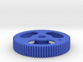 Aerodynic Drive Gear Dual - 1X-2X in Blue Processed Versatile Plastic