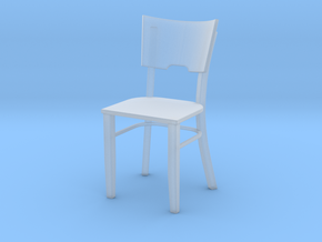 Miniature Chair fameg - Fameg in Smooth Fine Detail Plastic: 1:12