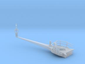 1/200 IJNYamatoAntenna Yard Arm Port in Smooth Fine Detail Plastic