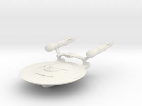 Discovery time line Ranger Class Cruiser in White Natural Versatile Plastic