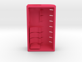 Löyly 21700 / 20700 Squonker Moddog in Pink Processed Versatile Plastic