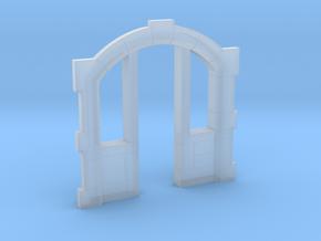 Sandsteineinfassung für Tür/sandstone frame H0-TT in Smooth Fine Detail Plastic