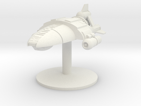 Aces&Eights (Serenity RPG), Firefly game scale in White Natural Versatile Plastic