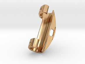 Hunter Douglas Handle in Polished Bronze