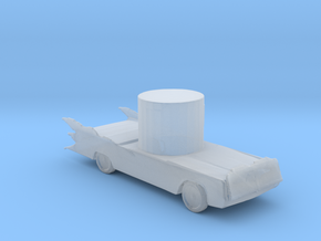 Deathmobile 220 scale in Smooth Fine Detail Plastic