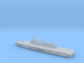 1/2400 HMS Invincible in Smooth Fine Detail Plastic