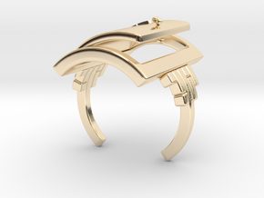 22 in 14K Yellow Gold: 6 / 51.5