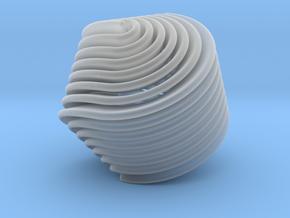 Hexasphericon Retro in Smooth Fine Detail Plastic