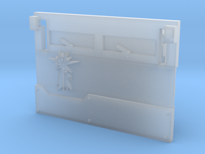 "Star Claws ""Metal Box APC"" front panel in Smooth Fine Detail Plastic"