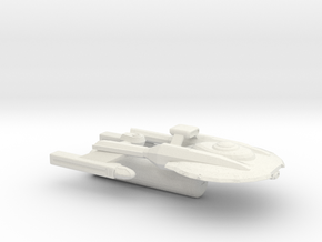 System Fleet NX Transport Cruiser in White Natural Versatile Plastic
