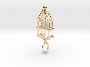 Tree of Life in 14K Yellow Gold