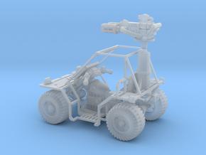28mm Astro quad testing in Smooth Fine Detail Plastic