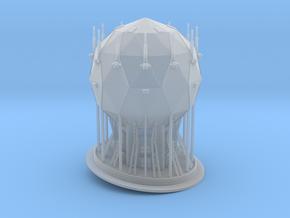 STAR DESTROYER KORBANTH SHIELD GENERATOR in Smooth Fine Detail Plastic