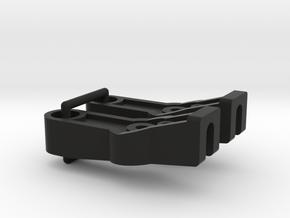 Tamiya Thundershot B7 parts, Steering Arms in Black Natural Versatile Plastic