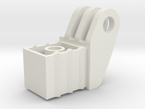 Ikea LYCKSELE LOVAS Chair bed Ransta in White Natural Versatile Plastic