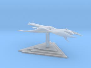 Drakh - Cruiser (6 x / 3.558 y / 2.138 z) in Smooth Fine Detail Plastic