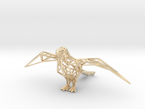 Oxpecker in 14K Yellow Gold