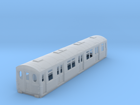 o-148fs-district-f-double-ended-motor-coach in Smooth Fine Detail Plastic