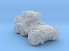 RDA SWANa2 285 scale in Smooth Fine Detail Plastic