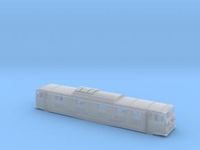 BR EM1 Class 76 Bodyshell Version 2 N Gauge (1/148 in Smooth Fine Detail Plastic