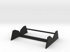 Winterkoning_1/87_FH_V2_Stand in Black Natural Versatile Plastic