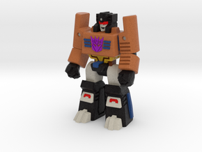 Masterforce Browning, Anime Colors (Full Color) in Natural Full Color Sandstone: Large