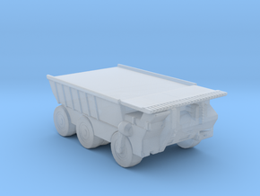 Hell Truck v1 285 scale in Smooth Fine Detail Plastic