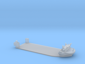 DOCKWISE BLUE MARLIN HEAVY LIFT SHIP 1/2400 in Smooth Fine Detail Plastic