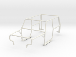Orlandoo Jeep OH35A01 Exocage - Base in White Natural Versatile Plastic