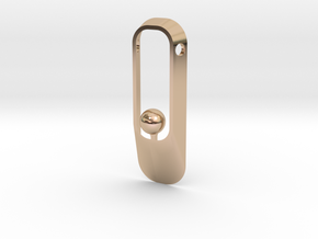 Purity NEW (sphere version) in 14k Rose Gold