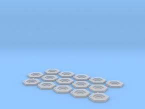 Hex Bases: Mark V in Smooth Fine Detail Plastic