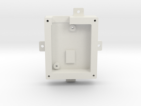 12_Channel_ServoControllerEnclosure.ipt in White Natural Versatile Plastic