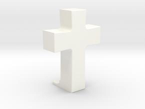 Pinball - Stern Metallica Gravestone in White Processed Versatile Plastic