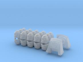 Ultra Marines Calt Bundle in Smooth Fine Detail Plastic