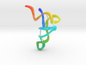 tRNA (Large) in Glossy Full Color Sandstone
