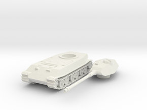 VK 4502 (P) scale 1/100 in White Natural Versatile Plastic