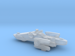 Armadale Gunship in Smooth Fine Detail Plastic