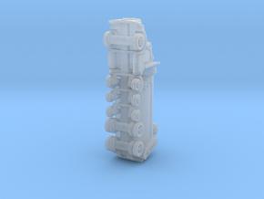 kwT800 SuperDump tipper in Smoothest Fine Detail Plastic: 1:400