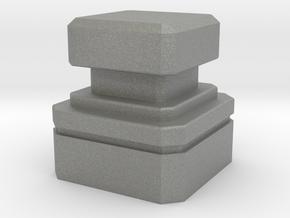 Diaclone Shoulder Mount - Ver. 2 in Gray Professional Plastic