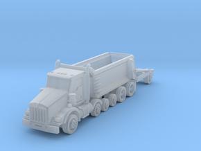 kwT800 SuperDump roller in Smoothest Fine Detail Plastic: 1:400