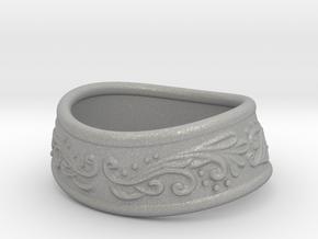 Paladin bracelet in Aluminum: Extra Small