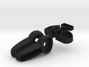 HPI VENTURE LIGHT KIT in Black Natural Versatile Plastic