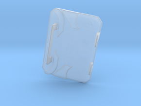Rollease Clutch Cover A1 in Smooth Fine Detail Plastic