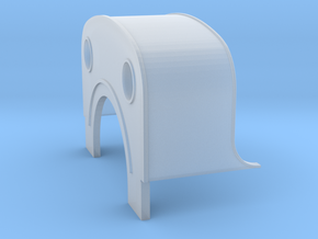 3mm - FR D1 E1 - Cab Wrap Type in Smooth Fine Detail Plastic