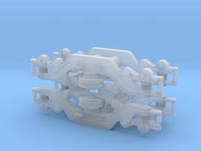 VIRM / DD-AR draaistel in Smooth Fine Detail Plastic