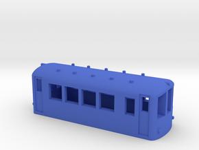 Derby Lightweight Baggage Combine in Blue Processed Versatile Plastic