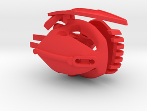 Hordika Storm Cutter Head in Red Processed Versatile Plastic