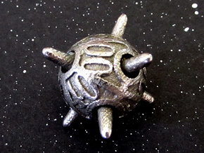 Sputnik Die10 Decader in Stainless Steel