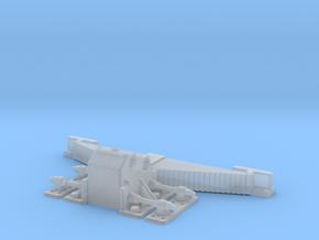Boite essieux 1 in Smooth Fine Detail Plastic: 1:43.5